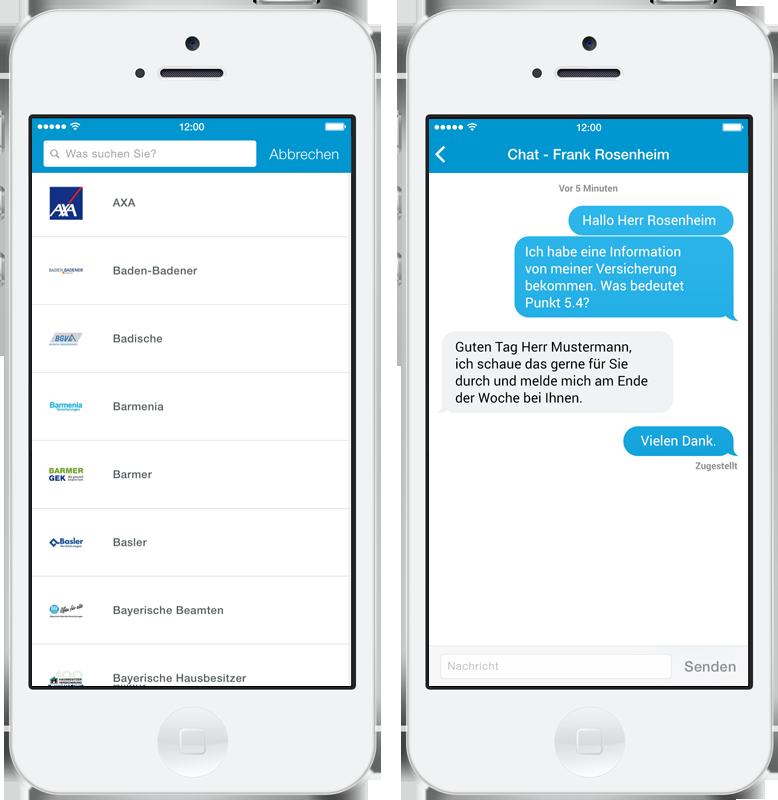 Chat FiNUM.App