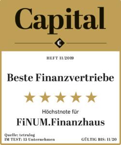 Capital Logo Bester Finanzvertrieb